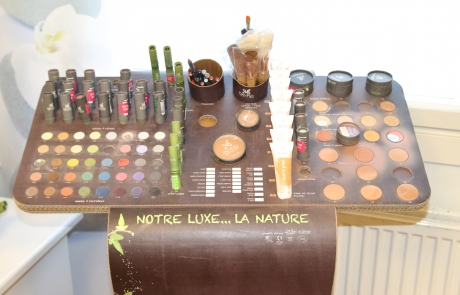 Boho Green Make Up eettinen luonnonkosmetiikkasarja