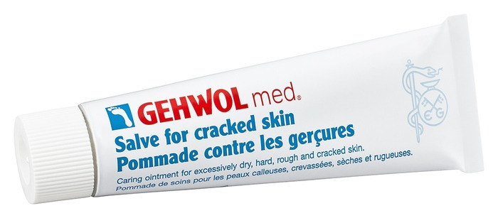 GEHWOL med Salve for cracked skin - halkeamavoide