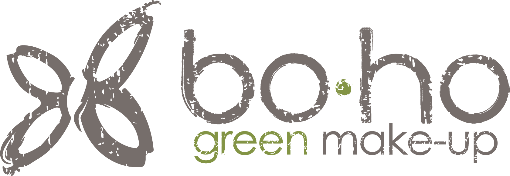 BoHo Green Make-upin logo